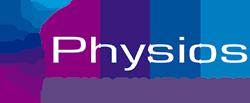Physios Rehabilitación – Málaga Logo